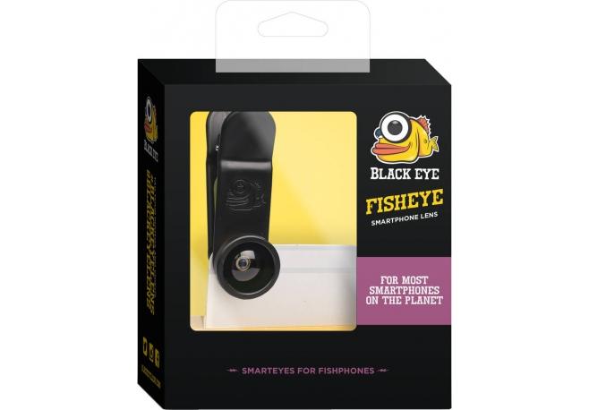 Black Eye Fish Eye