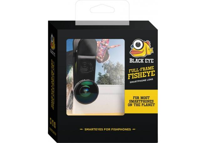 Black Eye Full frame Fish Eye