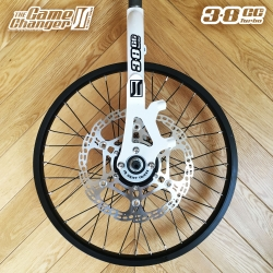 "Ensemble avant JR Drift Trike ''Game Changer 2 "" Blanc"
