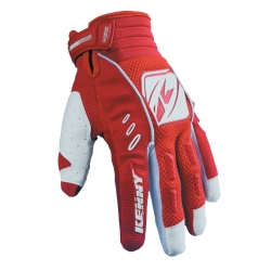 Gants KENNY Track rouges