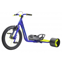 Triad Drift Trike Underworld 3 Bleu / Jaune