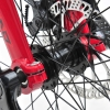 Triad Drift Trike Notorious 3 Rouge / Rouge