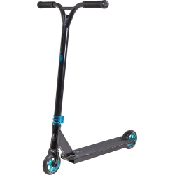 Trottinette Freestyle Lucky Prospect 2017 Noire / Turquoise