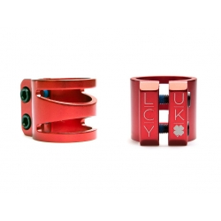 Collier Lucky Dub Rouge