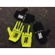 "Gants JR Drift Trikes Noir / Blanc ""Keep It 90°"""