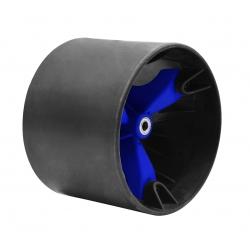 Roues 49'er Triad Drift Trikes noir / Bleu (axe 15mm)