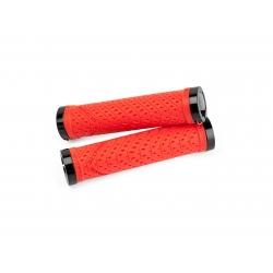 Poignées K-Trix SIXPACK Rouges / Lock-On