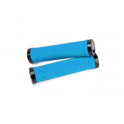 Poignées K-Trix SIXPACK Bleues / Lock-On