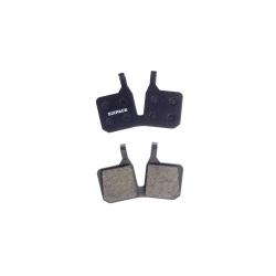 Plaquettes (semi-métallique) Magura MT-5 (4-piston)