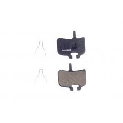 Plaquettes (semi-métallique) Hayes HFX