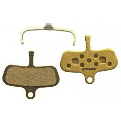 Plaquettes (semi-métallique) Avid Code 5 / Code