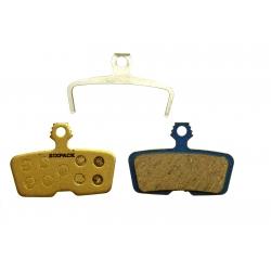 Plaquettes (semi-métallique) Avid Code R 2011