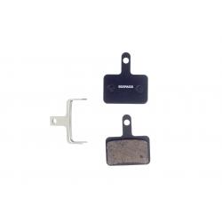 Plaquettes (semi-métallique) Shimano Deore M525/Tektro Auriga Comp