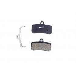 Plaquettes (semi-métallique) Shimano Saint M810 M820, Zee M640