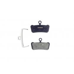 Plaquettes (organique) Avid Trail 4-piston / Avid Guide