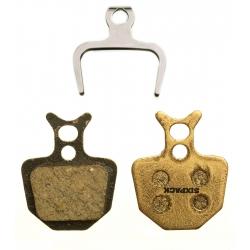 Plaquettes (semi-métallique) Formula Oro