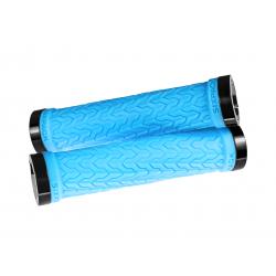 Poignée S-Trix SIXPACK Jaune Fluo / Lock-On Gomme