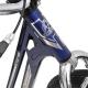 Triad Drift Trike Underworld 3 Bleu / Chrome