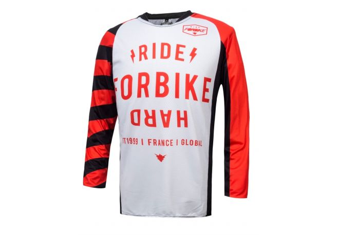 Maillot Forbike SPEED Light Grey