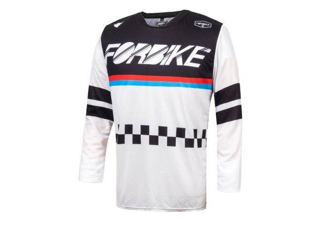 Maillot Forbike SPEED White