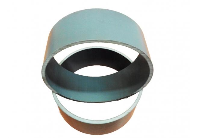 Bandes de PVC CR8 Ø 250 mm (la paire)