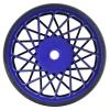 Roue arrière Triad Drift Trike Vanguard Noire / Bleu