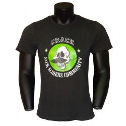 Tee-Shirt Crack