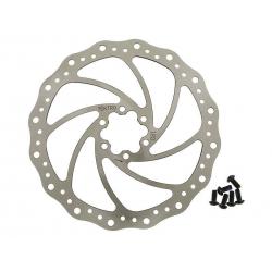 Disque de frein tektro TR160-1 diam. 160mm
